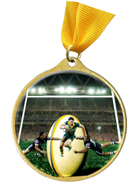 Rugby League Medal