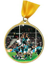 Rugby Union Medal
